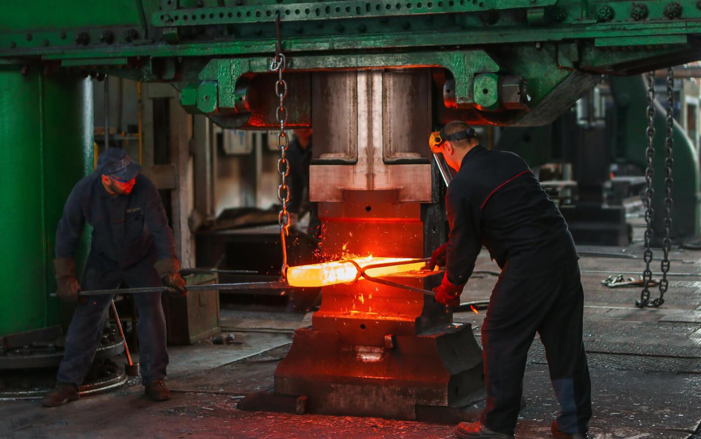 Produits industriels pour métallurgie